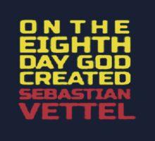Sebastian vettel  by lewislinks