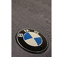 The Badge Photographic Print