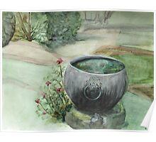 Memory of the garden Poster