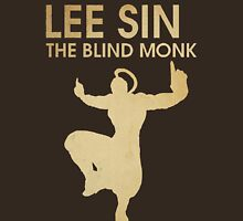 Lee Sin - The Blind Monk T-Shirt