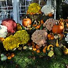 Autumn Themed set-up at MarketFest 2013 by RoyceRocks