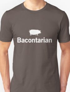 Bacontarian Unisex T-Shirt