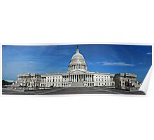 Capitol Building Poster