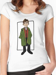 Jimmy... Women's Fitted Scoop T-Shirt