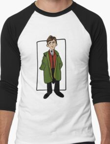 Jimmy... Men's Baseball ¾ T-Shirt