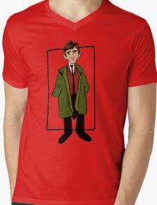 Jimmy... Mens V-Neck T-Shirt