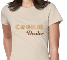 Cookie Dealer Womens Fitted T-Shirt