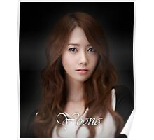 YOONA SNSD Poster