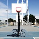 Hoop and Bike by omhafez
