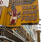 Coney Island, Nathans Hotdogs by GregorDyer
