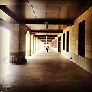 Tunnels in Stanford by omhafez