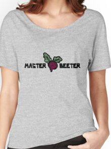 Master Beeter Women's Relaxed Fit T-Shirt