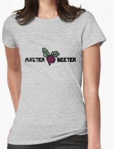 Master Beeter Womens Fitted T-Shirt