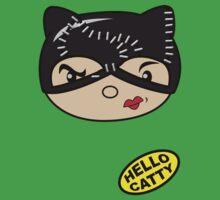 Hello Catty Baby Tee