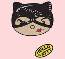 Hello Catty Kids Tee