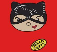 Hello Catty One Piece - Long Sleeve