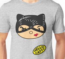 Hello Catty Unisex T-Shirt