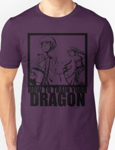How to Train Your Dragon --Epic Angle  T-Shirt