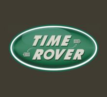 Doctor Who: Time Rover (Green) by rydrew