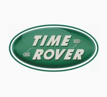 Doctor Who: Time Rover (Green) Kids Clothes