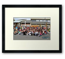 SMD 2013 Group Photo 1 Framed Print