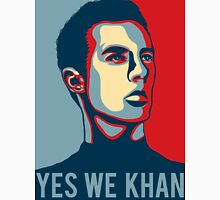 Yes we Khan Unisex T-Shirt