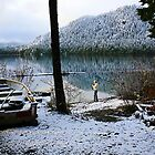winter lake by alex skelly