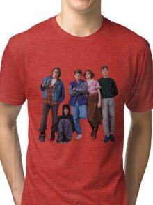 The Breakfast Club Crew! Tri-blend T-Shirt