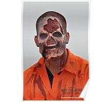 NJ Zombie Walk 2013 Poster