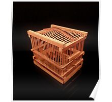 Cricket Cage Poster