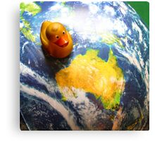Felix - On Top Of The World Canvas Print