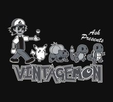 Vintagemon Kids Clothes