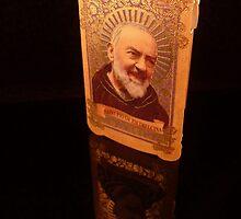 Padre Pio by Barbara Morrison