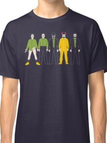 The Evolution of Walter White Classic T-Shirt