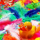 Felix - Feathers by Sammy Nuttall