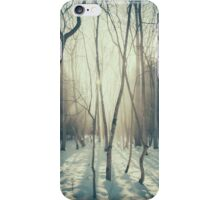 Peaceful Forrest iPhone Case/Skin