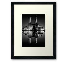 Battersea Power Station Framed Print