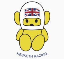 James Hunt Hesketh Racing Bear by s2ray