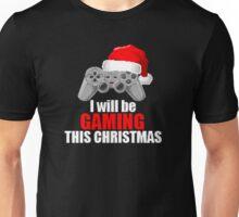 Christmas Gamepad Unisex T-Shirt
