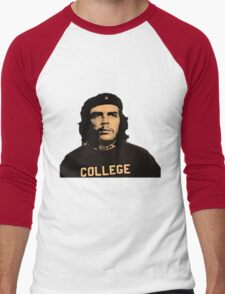 Che - College Men's Baseball ¾ T-Shirt