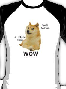 Doge shirt, wow T-Shirt