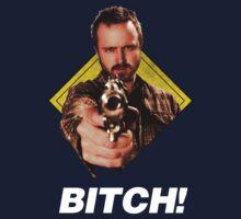 Jesse Pinkman, BITCH! by NathanHall93