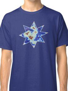 Star world map Classic T-Shirt