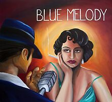 Blue Melody - Twisted Pulp Edition #123 by melodywain