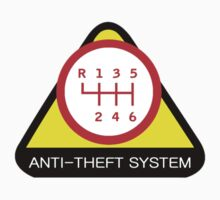 Anti-Theft System (Pattern 5) by ShopGirl91706