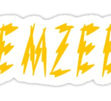 KREMZEEK! Sticker