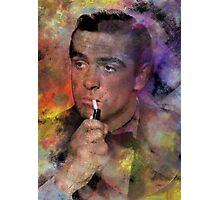 Bond, James Bond - By John Robert Beck Photographic Print