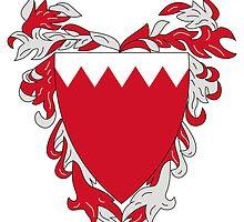 Bahrain National Emblem  by abbeyz71