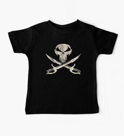 Under A Black Flag Baby Tee