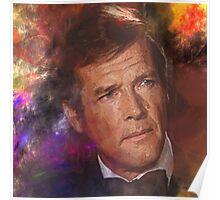 Bond, James Bond 3 (Square Version) - By John Robert Beck Poster